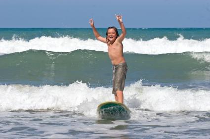 Boston Surf Lessons
