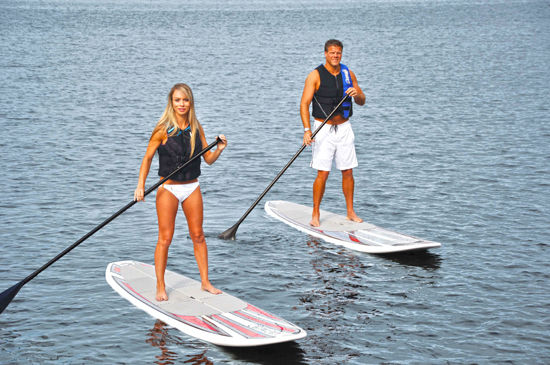 Boston Paddle Board Lessons