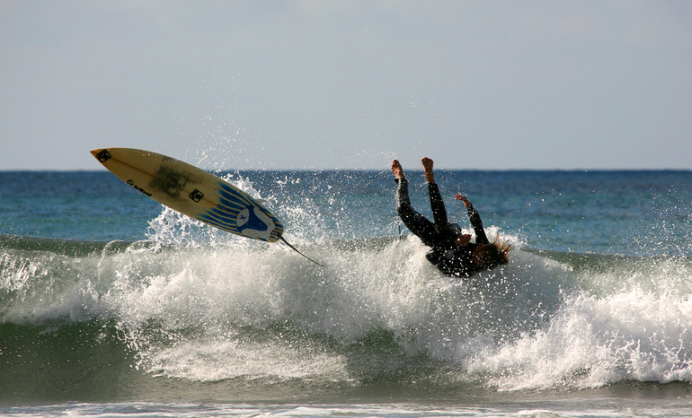 Tip of the Week: Boston Surf Lessons for Paddling Endurance
